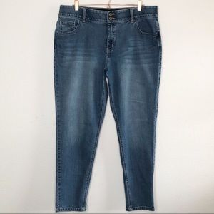 Lane Bryant Skinny Jeans with Tighter Tummy Tech